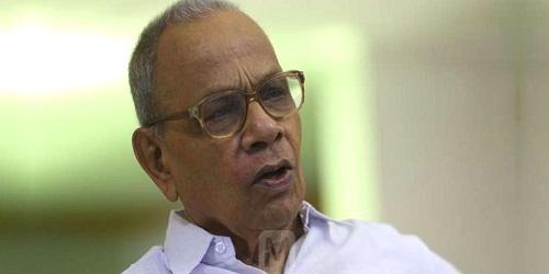 Noted Malayalam poet M N Paloor passes away