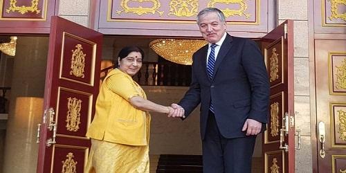 Overview of EAM Swaraj's 2-day Visit to Tajikistan