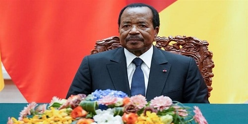 Paul Biya wins 7th term as President of Cameroon