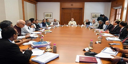 Prime Minister chaired 6th meeting of NDMA