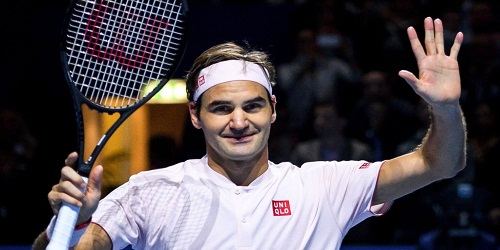 Roger Federer wins 9th Swiss Indoors title for 99th ATP title