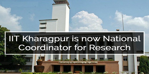 IIT-Kharagpur named national coordinator for research scheme- 'SPARC'
