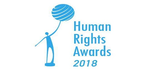 Un human rights prize 2018