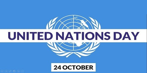United Nations Day - 24 October
