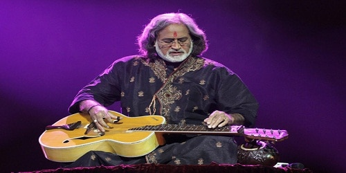 Ustad Chand Khan Lifetime Achievement Award conferred to Pandit Vishwa Mohan Bhatt
