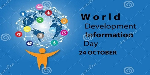 World Development Information Day - 24 October