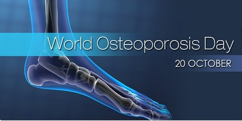 World Osteoporosis Day - October 20