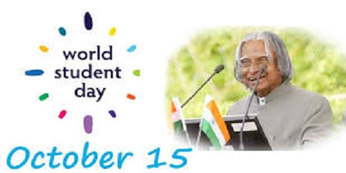 World Students' Day - October 15