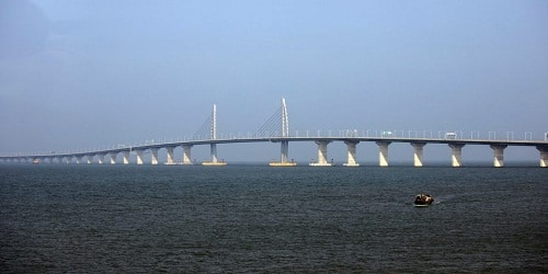 Hong Kong-Zhuhai-Macao Bridge: World's Longest Sea Bridge between China-Hong Kong to open on October 24