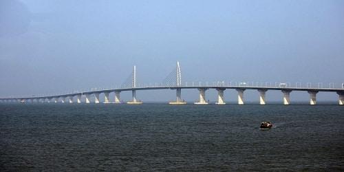 Hong Kong-Zhuhai-Macao Bridge: World's Longest Sea Bridge between China-Hong Kong to open on October 24