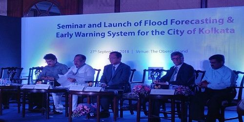 Kolkata launched India's first flood forecast system with $1 mn assistance from ADB