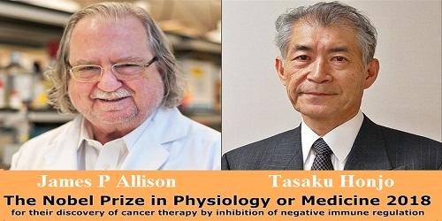 Nobel Medicine Prize 2018: James Allison, Tasaku Honjo honoured for 'immune checkpoint' cancer therapy
