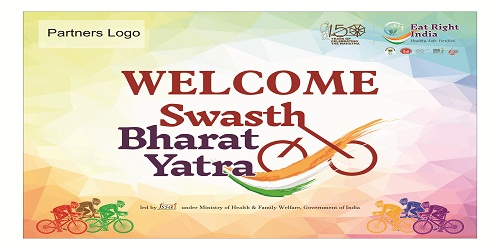 Government launches 'Swastha Bharat Yatra' campaign to create awareness about Food Safety