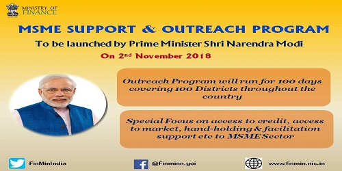 12 initiatives for Support and Outreach Initiative for MSME sector launched by PM Modi12 initiatives for Support and Outreach Initiative for MSME sector launched by PM Modi