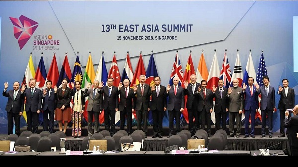 13th East Asia Summit (EAS)