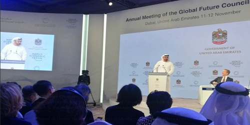 2-day annual meeting of WEF Global Future Councils begins in Dubai