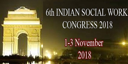 6th Indian Social Work Congress