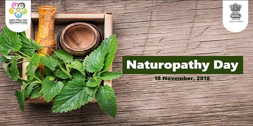 AYUSH Ministry celebrates first Naturopathy Day
