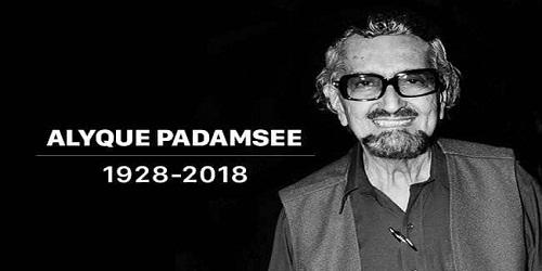 Ad Guru Padmashri Alyque Padamsee passes away