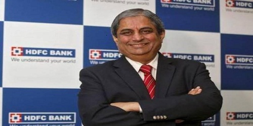 Aditya Puri as HDFC Bank MD & CEO