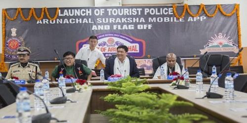 Arunachal Suraksha App launched to help visitors