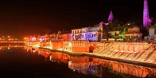 Ayodhya Deepotsav 2018 enters Guinness Book of World Records