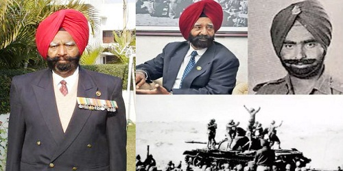 Brigadier Kuldip Singh Chandpuri, Hero of 1971 Longewala Battle, passed away