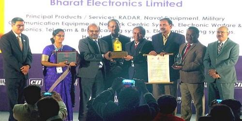 CII-Exim Bank Business Award in Bengaluru