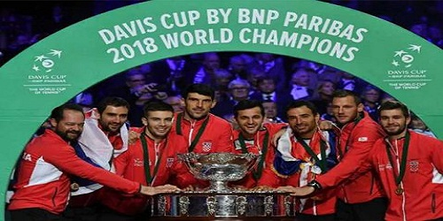 Croatia wins the 2018 Davis Cup, beating France 3-1 (2)