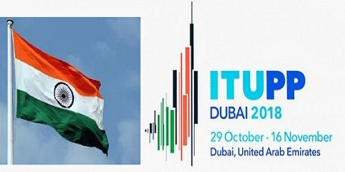 India re-elected as a Member of the ITU Council for another 4-year term (2019-2022)
