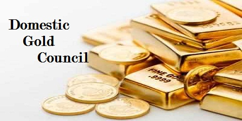 Government to set up a domestic Gold Council in India