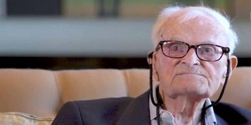 Harry Leslie Smith dies at 95