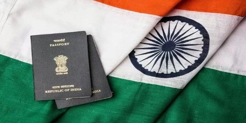 India ranked 65 in Global Passport Index, Singapore tops the chart