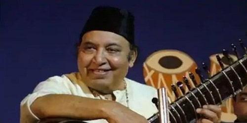 Indian classical musician Ustad Imrat Khan dies
