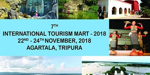 International Tourism Mart held for the first time in Tripura