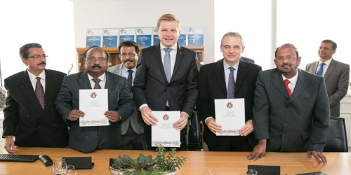 Kochi signed MoU with Vilnius for urban planning