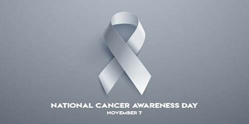 National cancer awareness day