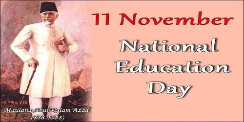 National education day - November 11