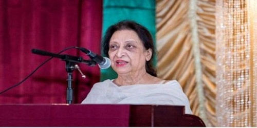Pakistani poet, human rights activist Fahmida Riaz passes