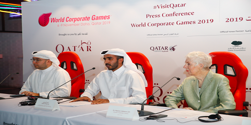 Qatar to host World Corporate Games in 2019