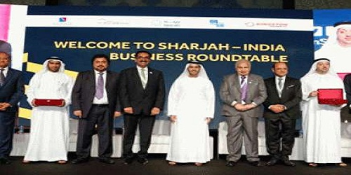 Sharjah-India Business Roundtable'
