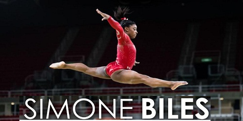Simone Biles sets record by picking up 13th world championship gold medal
