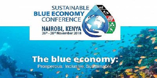 Sustainable Blue Economy Conference held in Nairobi, Kenya