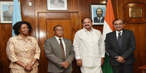 Vice President Visit to Botswana,