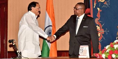Vice President visit to Malawi