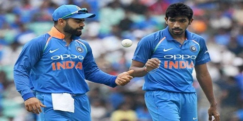 Virat Kohli, Jasprit Bumrah maintain top positions in ICC ODI rankings
