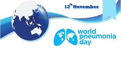World Pneumonia Day November 12
