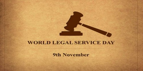World legal service day-Nov 9
