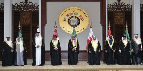 39th Gulf Cooperation Council (GCC) summit held in Riyadh, UAE