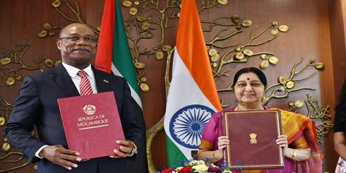 4th India-Mozambique Joint Commission meeting held in New Delhi